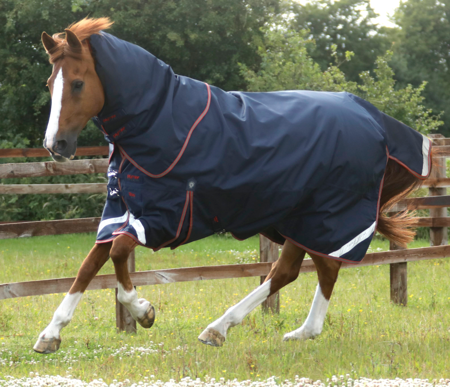 Premier Equine, Winter, Turnout, Lightweight rug, Titan 100