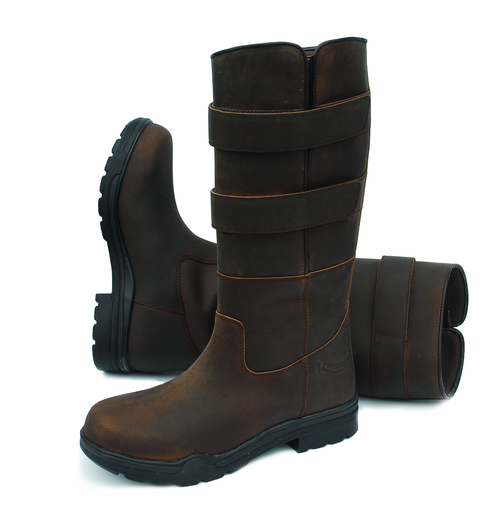 long boots, winter boots, warm, rhinegold, yard boots