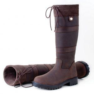 rhinegold, brooklyn boots, long boots, warm boots, winter boots,