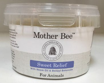 Mother Bee, itchy, itchy skin, equine horse, itch no more, itchy skin, mud, soothe, summer skin,