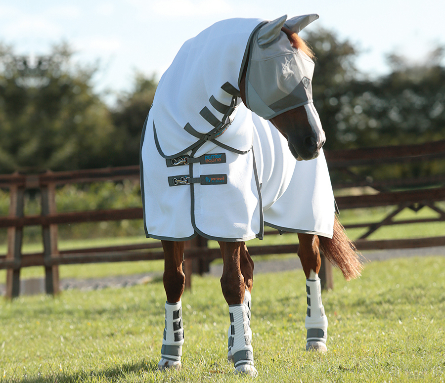 Premier Equine Pro-Teque Air Fly Rug