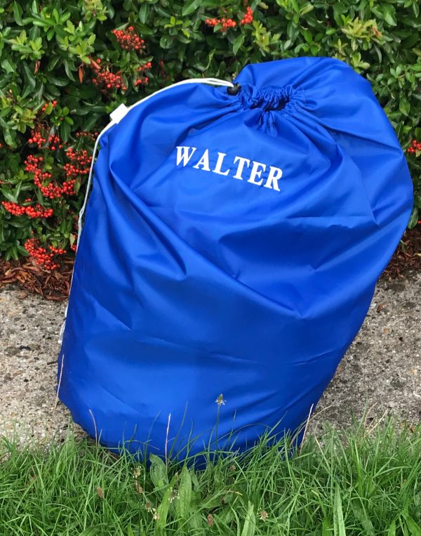 storage bag, storage hay bag, stable tidy, bandages bag, bandage bag, tack room tidy, storage, tack room storage,