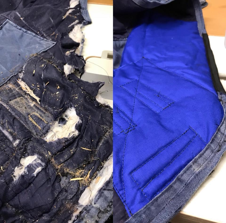 rug repair, horse rugs, stablecare, newmarket stasblecare