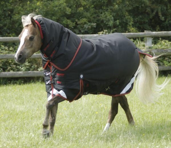 Premier Equine Pony Titan 450, Winter turnout rug, pony rugs, pony winter rug, stable rug,