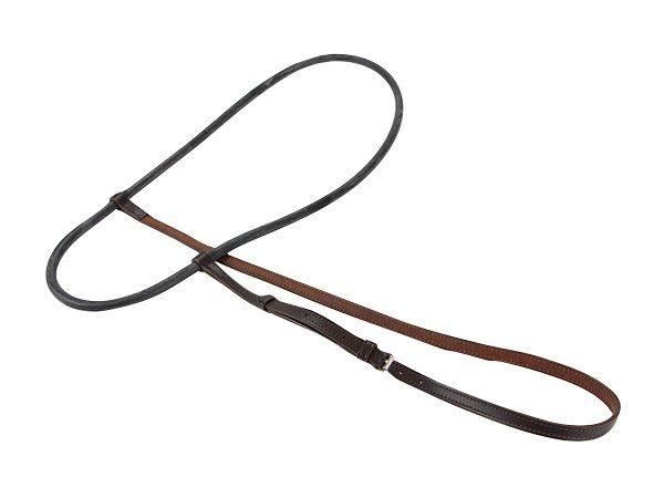 Cross noseband, figure 8,