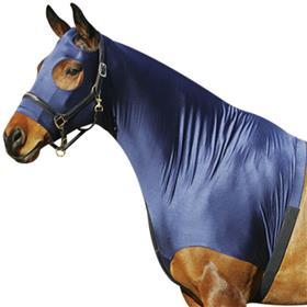 stretch lycra hood with zip