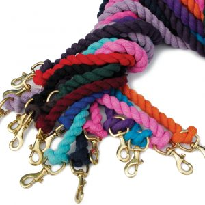 Lead rope, led rein,