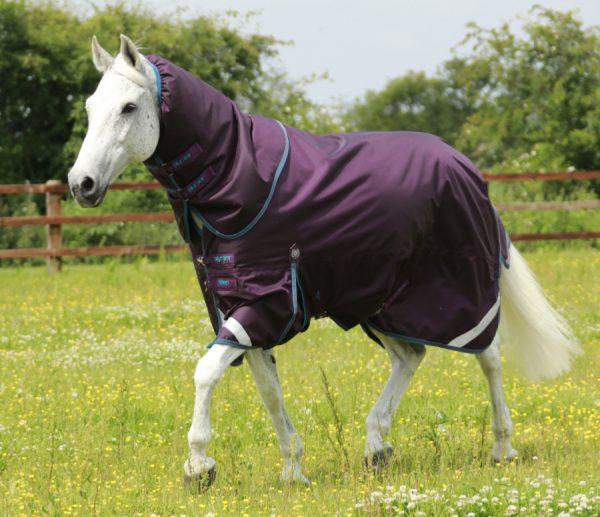 premier equine, Titan 200, Winter turnout, Quality turnout, waterproof, premier equine titan 200 turnout