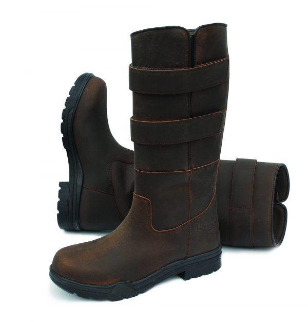 long boots, winter boots, warm, rhinegold, yard boots