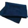 Stable rubbers, toweling, toweling stable rubbers, polish cloth, equestrian, show tools, Navy stable rubber, polish cloth