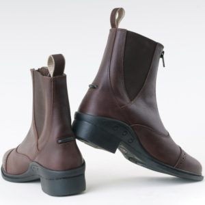 Detroit leather Jodhpur Boots