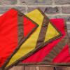 High Viz saddle cloth, saddlecloth,