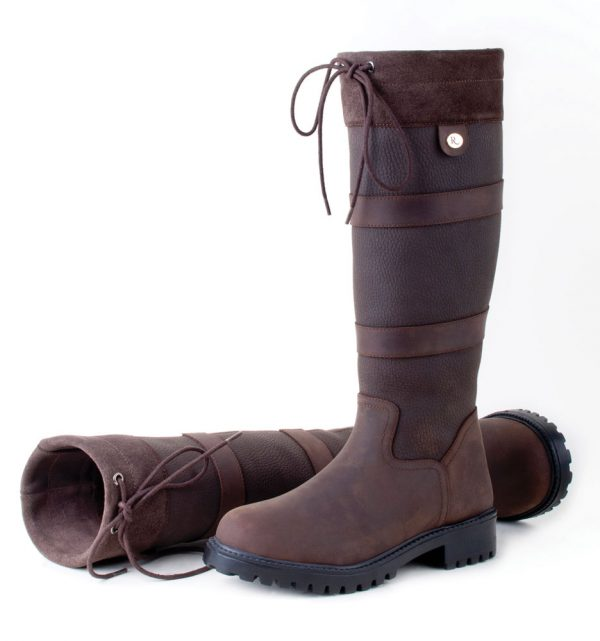rhinegold, brooklyn boots, long boots, warm boots, winter boots,