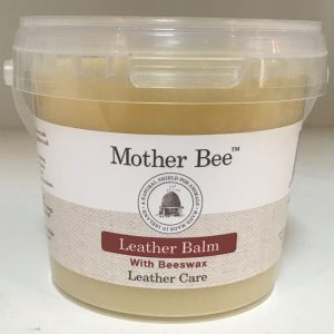 Mother Bee Leather Balm, leather cleaner, leather bag cleaner,leather care, leather protecter, leather food, leather conditioner, Mother Bee,